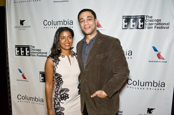Harry-Lennix-Wife-Relationship-Family