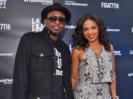 Omar-Epps-Sanna-Lathan-Relationship-Married-Dating