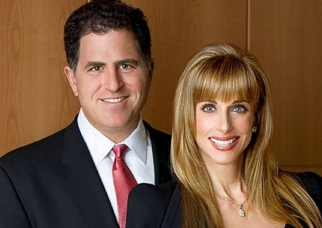Michael-Dell-and-his-wife-Susan-Dell