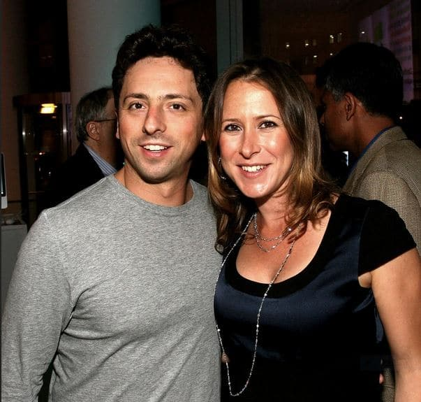 Anne-Wojcicki-Sean-wedding-dating-relationship-divorced-married