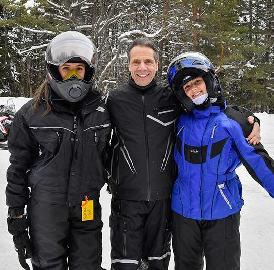 Governer-Andrew-Cuomo-Daughters-Father-Relationship