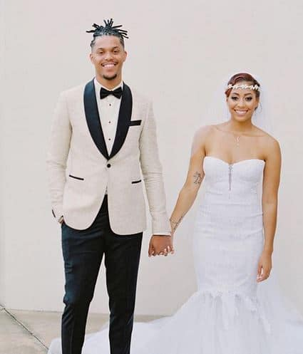 Damion-Lee-Sandly-curry-wedding-dating-relationship