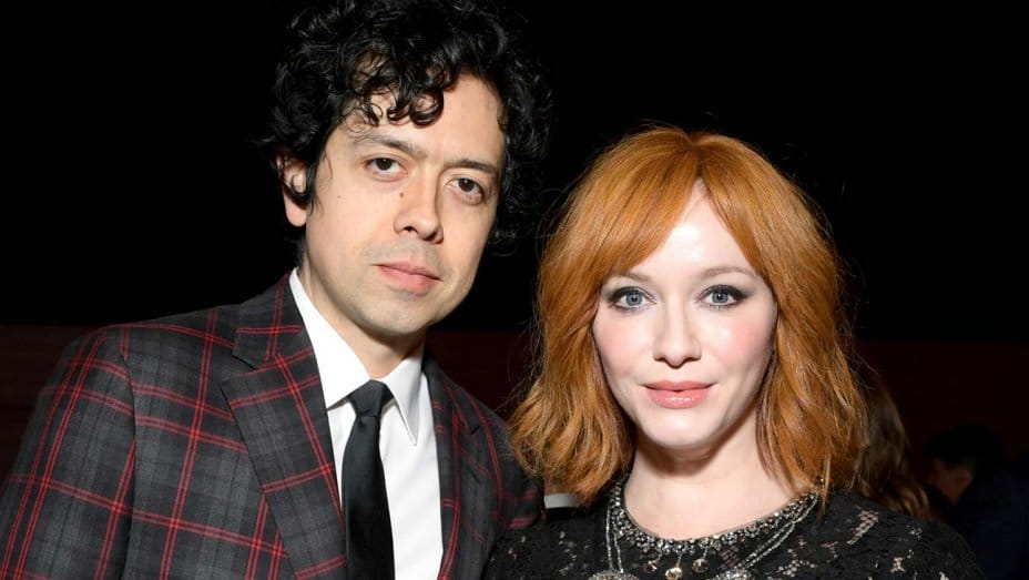 Christina-Hendricks-Geoffrey-Arend-Married-Dating-Relationship