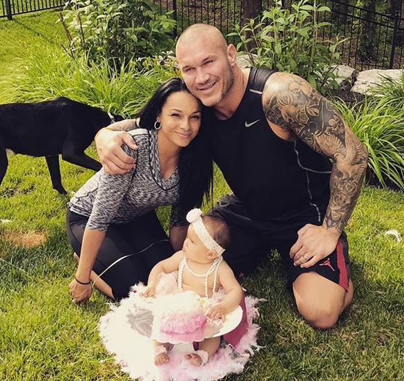 Randy-Orton-Mother-Father-Daughter-Family-Member-Parents