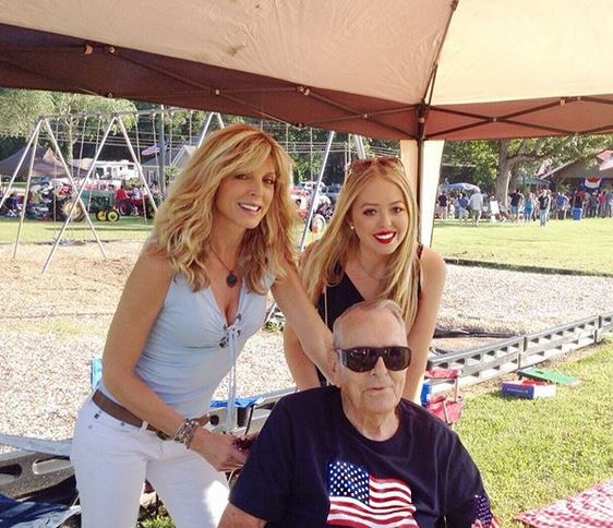 Tiffany-Trump-Grandfather-Granddaughter-relationship