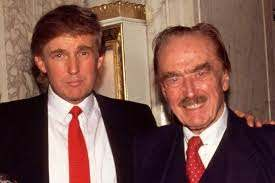 Fred-Trump-with-son-Donald-Trump